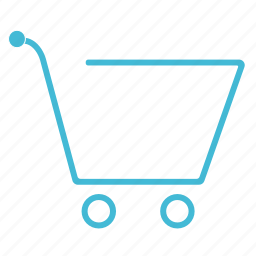 cart, online, shipping, shopping icon