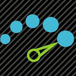 boost, increase, optimization, speedup icon