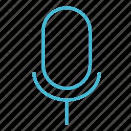 audio, microphone, multimedia, volume icon