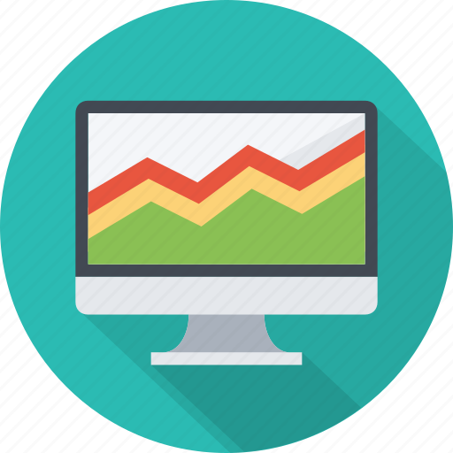 analytics, analyticschart, data, exchange, graph, monitoring, report, stock icon