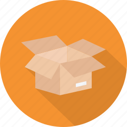 box, cardboard, delivery, gift, package, packaging, surprise icon