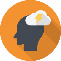 brainstorm, creative, creativity, idea, innovation, planning icon
