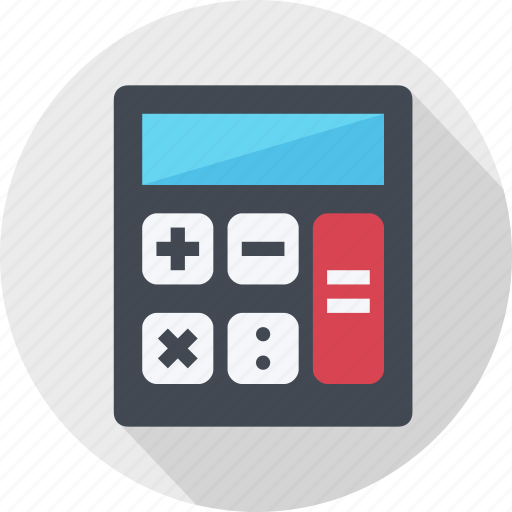 acounting, counting, finance, financial, math, mathematics, number, paperwork icon