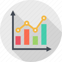 bar, chart, diagram, graph, growth, plan, progress icon