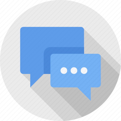 chat, chatting, messaging, messenger, speech, text icon