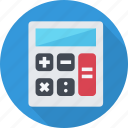 accounting, calculator, expenses, financial, investment, report, savings icon
