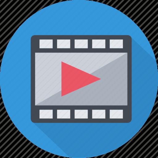 cinema, director, film, movie, roll, studio, video icon