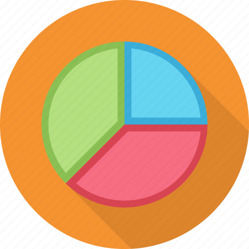 chart, data, diagram, finance, information, pie, statistics icon