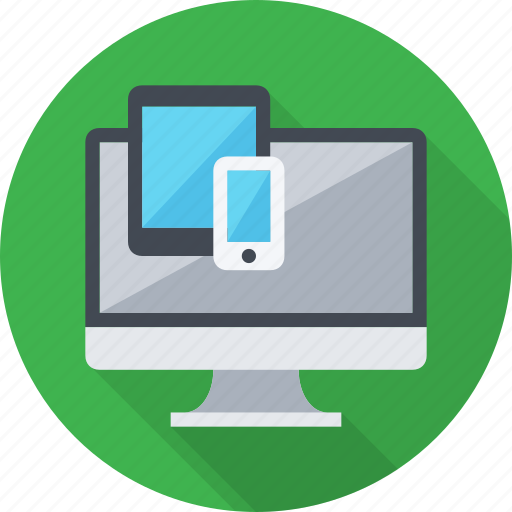 design, mobile, mockup, responsive, screen, site, website icon