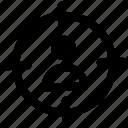focus, person target, target, user target icon, • business target icon