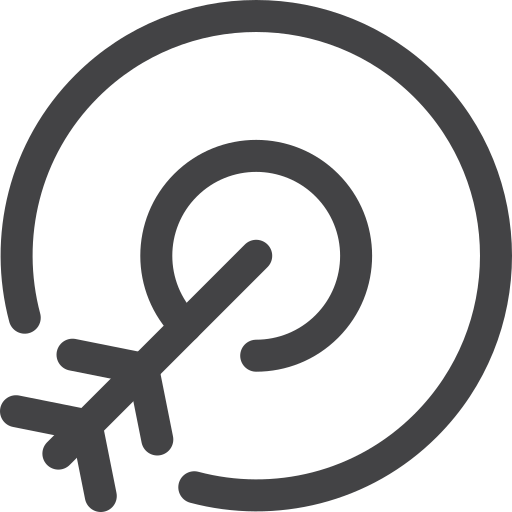 seo, target market icon