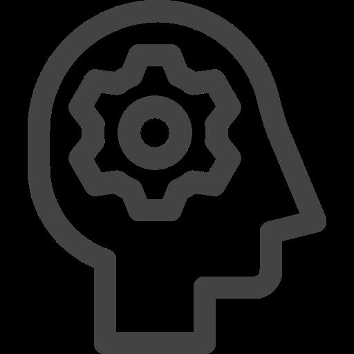 Configure, head, seo, setting icon - Free download