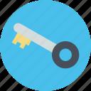 access, key, locked, money, safe, safety, unlock icon