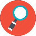 explore, magnifier, magnifying, searching, seo, tool, view icon