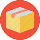 box, finance, money, package, product, safe icon