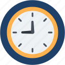 business, clock, hour, stopwatch, timepiece, wait, wall icon