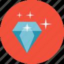 card, casino, diamond, gemstone, precious, ring, wedding icon