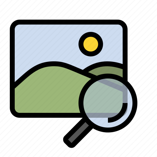 image, image search, marketing, search, seo icon