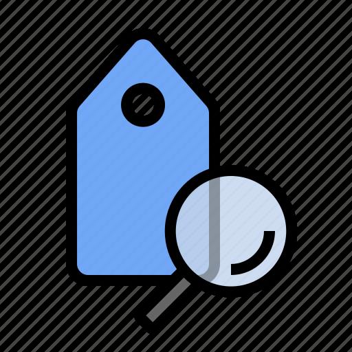 find keywords, keywords, marketing, search, seo, tag icon