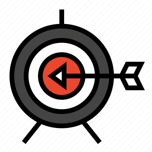 bullseye, marketing, seo, target icon