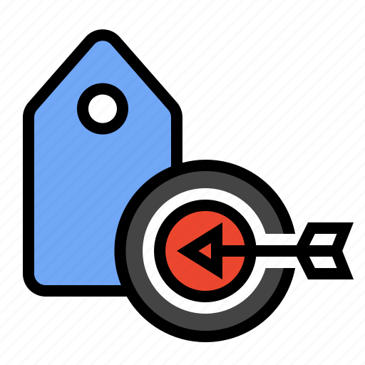 bullseye, keywords, marketing, seo, target icon
