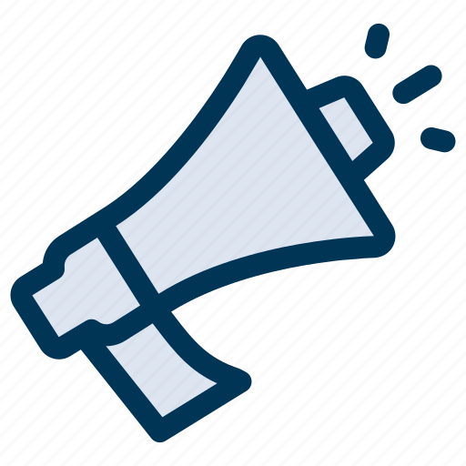 Advertising, marketing, megaphone icon - Download on Iconfinder