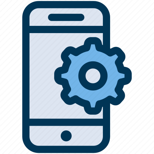 Configuration, mobile, settings icon - Download on Iconfinder