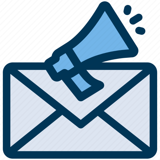 Email, marketing, promotion icon - Download on Iconfinder