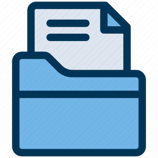 Archive, documents, folder icon - Download on Iconfinder