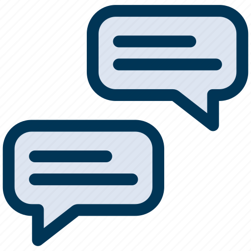 chat, chatting, conversation icon