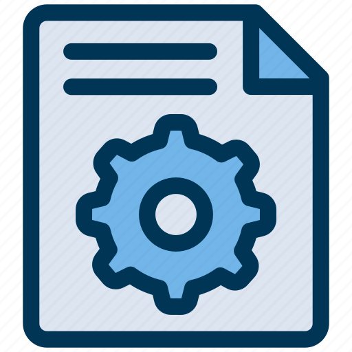 Article, document, setting icon - Download on Iconfinder
