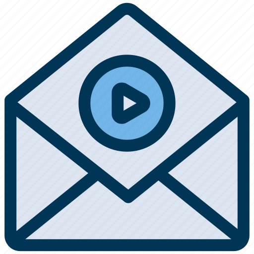 Email, marketing, video icon - Download on Iconfinder