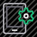 mobile, phone, preference, seo, setting