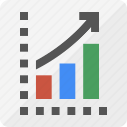 analytics, chart, marketing, performance, report, sales performance, seo icon