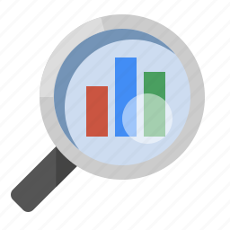 analytics, marketing, performance, search, search results, seo icon