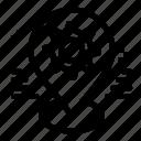 gear, gps, map, pin, setting icon