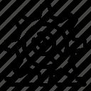 cog, configuration, setting, wheel, wrench icon