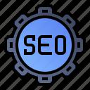 marketing, optimization, promotion, seo icon