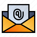 advertisement, email, letter, marketing icon