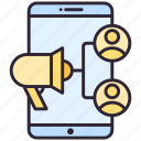 marketing, mobile, online
