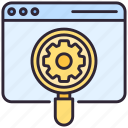 engine, search, web