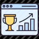 growth, ranking, web