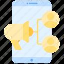 marketing, online, smartphone