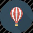 air, balloon, hot, r