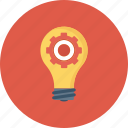 bulb, idea, imagination, innovation, light, setting