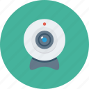 camera, video, web, webcam icon