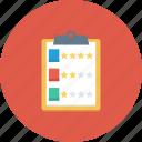 board, check, checklist, clip, list icon