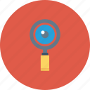 eye, human, search, view icon