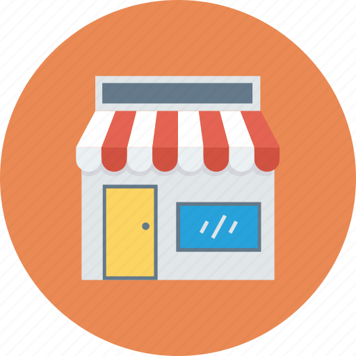 Market, open, shop, store icon - Download on Iconfinder