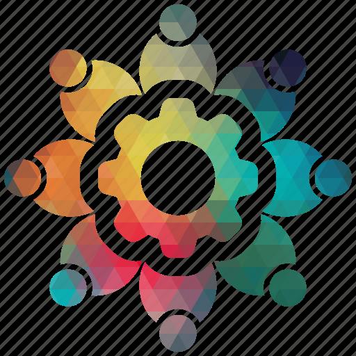 collaboration, media, seo icons, seo services, seo tools, social, social media icon